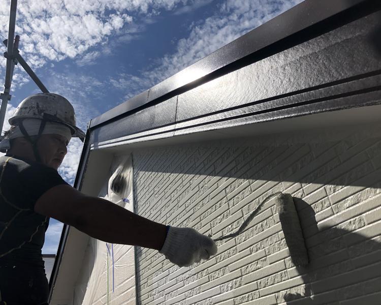 外壁塗装で新築時のような美観を再現・高機能化することが出来る