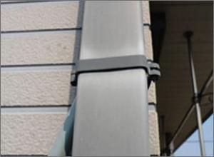 新築時に比べて、外壁が色あせ、くすんでいる