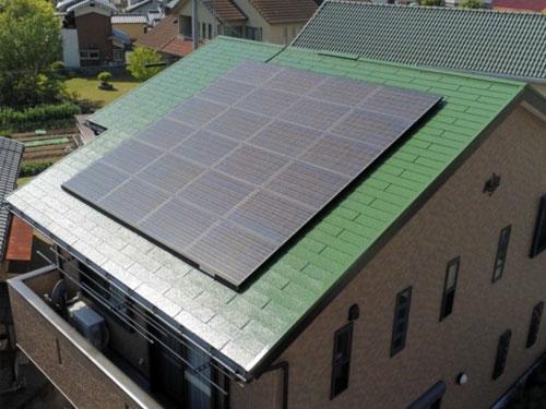 太陽光(ソーラー)パネル設置した屋根塗装メンテナンスの注意点と事例紹介