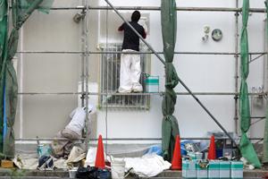 姫路で外壁と屋根塗装するなら時期はいつがベストなの?