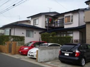 姫路市 塗装工事で、上品かつ、明るいお家へ………