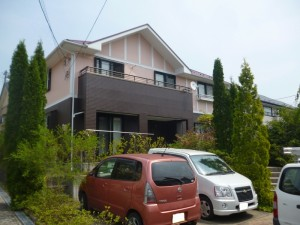 外壁・屋根スーパームキコート塗装工事