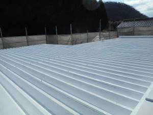 とにかく暑い屋根!「断熱塗料のガイナ」