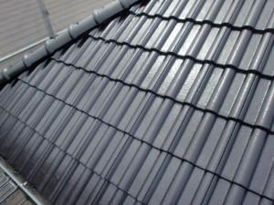 屋根に艶と遮熱性をプラスしておうちの中が快適に