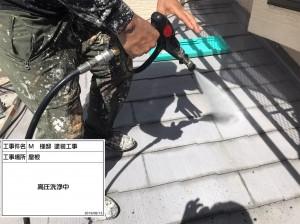 姫路市 断熱塗料「GAINA」を使い、より住みやすい環境に