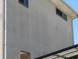 外壁の凹凸を活かした2色のブラウン!映えてます‼