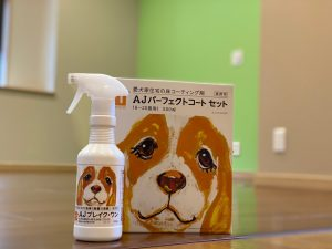 佐用町 もう結露で困らない室内リフォーム!断熱ガイナ塗装と愛犬のため床すべり止め仕上げ