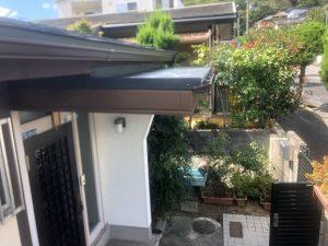姫路市 雨漏りになる前に、ご両親のお家の屋根修理リフォーム依頼!