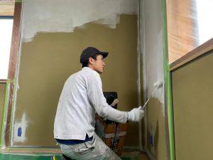 室内塗装ガイナ