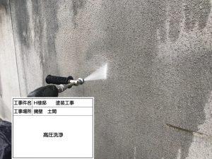 加古川市 長期にわたり家周りや建物の美観維持・保護を兼ね備えた塗装