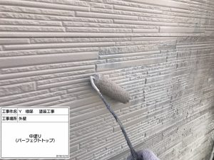 姫路市 屋根の黄色い苔やカビを落とし長持ちツヤあり塗装と外壁塗装