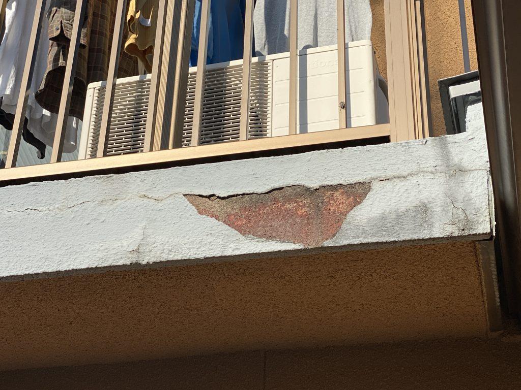 姫路市の築40年超え住宅!ひび割れ補修、防カビ剤入り塗装、防水工事