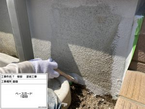 姫路市 北欧風のナチュラルな優しいお家に屋根外壁塗装と外構工事