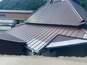 姫路市 屋根葺き替えリフォーム工事