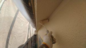 姫路市 母屋・離れを丁寧な洗浄と最適な塗料プランで外壁塗装、波板交換工事