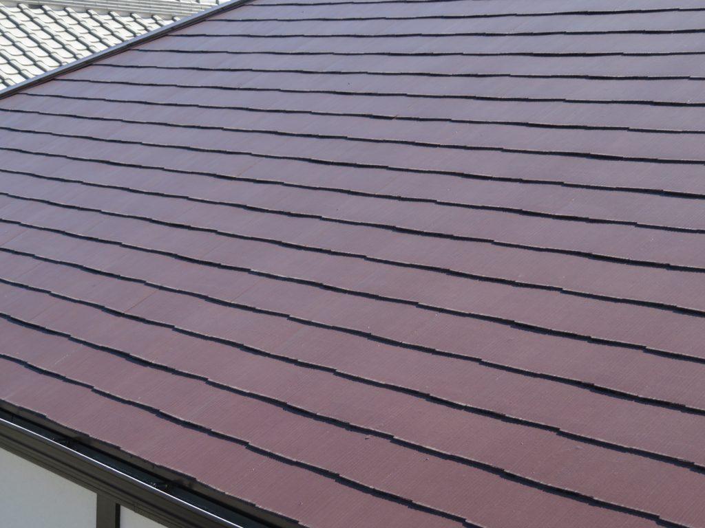【姫路市・屋根外壁塗装工事から1年点検】異常がなく安心しました