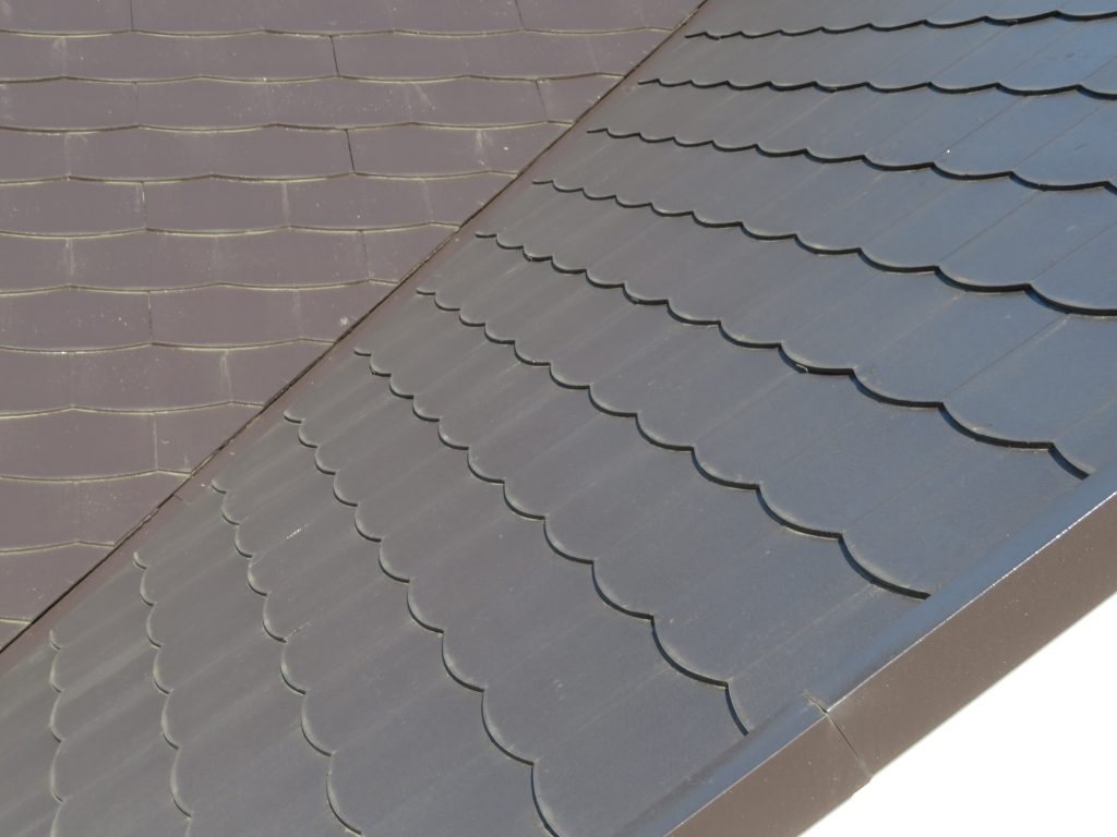 ドローンを使った点検は隅々まで把握ができて安心【姫路市・屋根外壁塗装工事から2年点検】