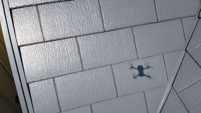 屋根塗装後定期点検